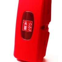 Front Loading Fire Extinguisher Cases
